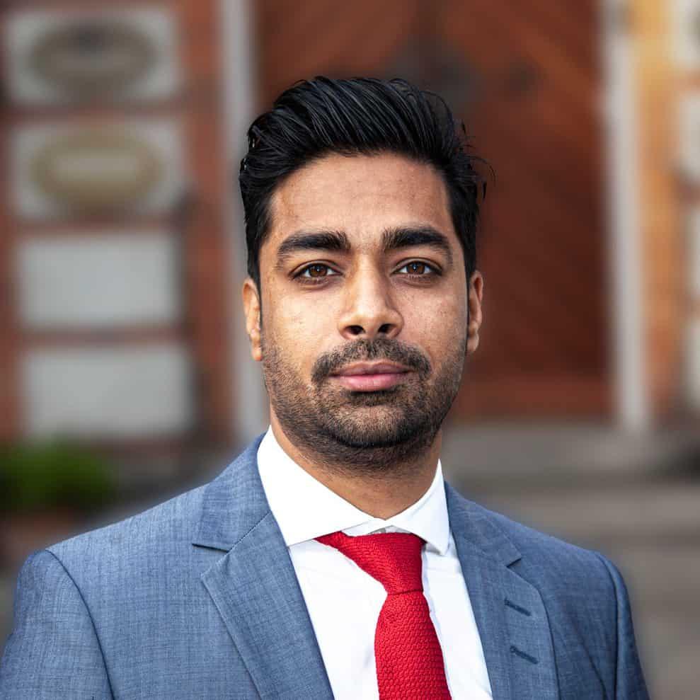 Advokatfuldmægtig Faizan Ali